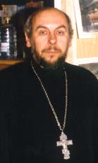 Протоиерей Александр Григорьев