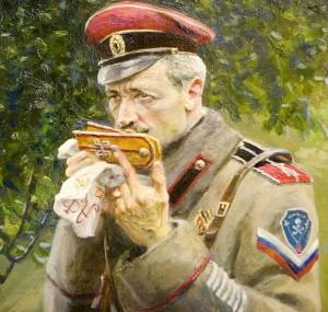 """Павел Рыженко. """"Царские погоны"""""""