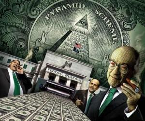 мировая закулиса федеральный резерв