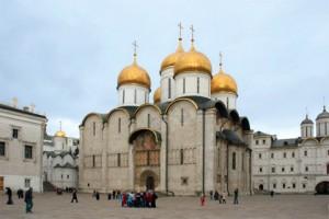 Патриарший собор Успения Пресвятой Богородицы в Кремле