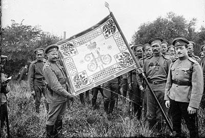 Русские-офицеры-