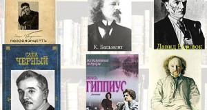 Русское Зарубежье. Писатели и поэты в изгнании