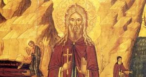 Святой Иоанн Пустынник