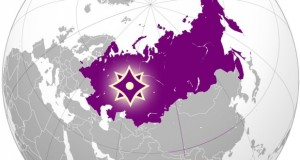 Евразийство карта