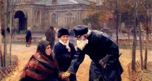 Касаткин Н.А. «Добрый дедушка»