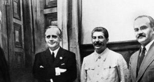 Пакт Молотова и Риббентропа