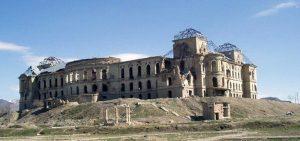 Тадж-Бек (Дворец Амина) - дворец в юго-западной части Кабула, построенный в 1920-х годах